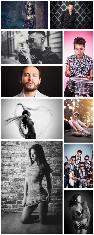 Collage book fotografico